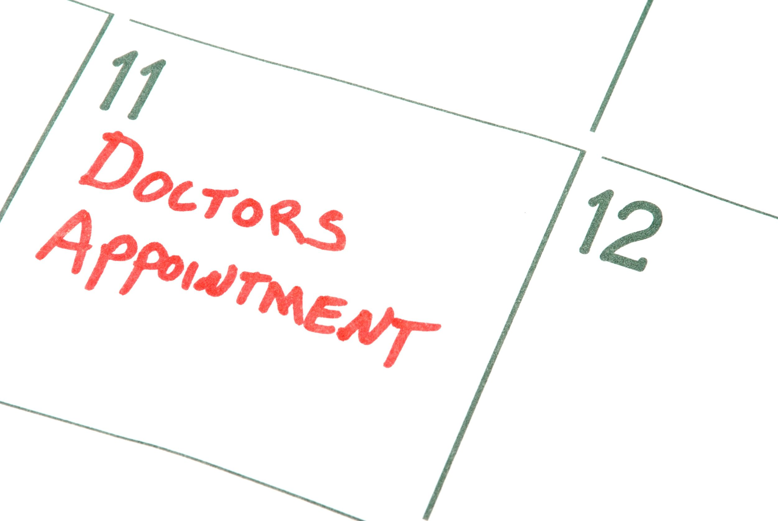 medical appointments Paragraphs 36-43 of the attendance management policy relate to time off for appointments this is very briefly summarised below, together with a guidance memo sent to managers where possible, employees should arrange general practitioner, dentist and hospital appointments in their own time.