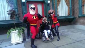 me and the incredibles