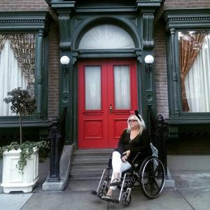 me wheelchair disneyland