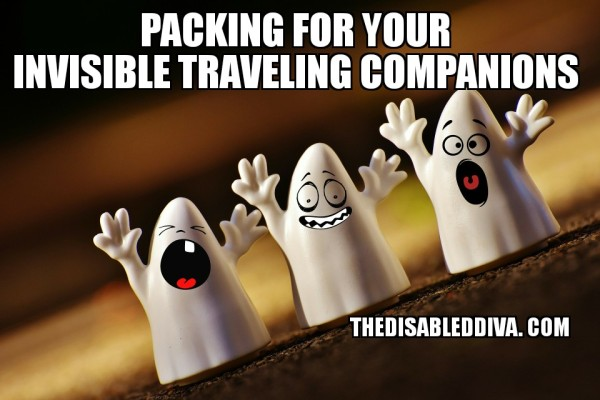 invisible traveling companions