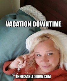 vacation downtime
