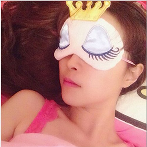 sleep mask crown