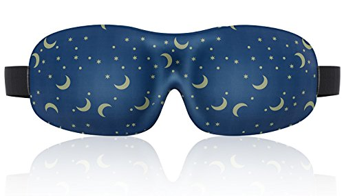 sleep mask moon