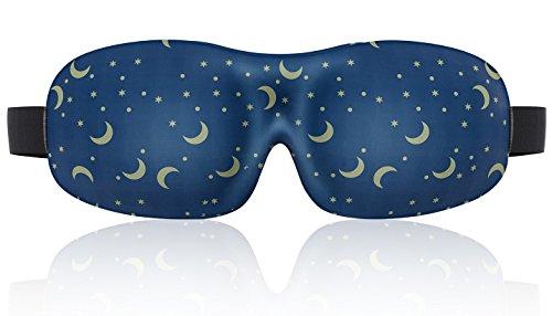 sleep mask moon