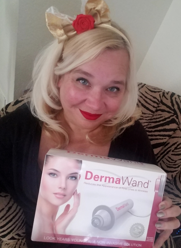 Dermawand Review The Disabled Divas Blog