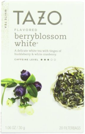 white tea tazo