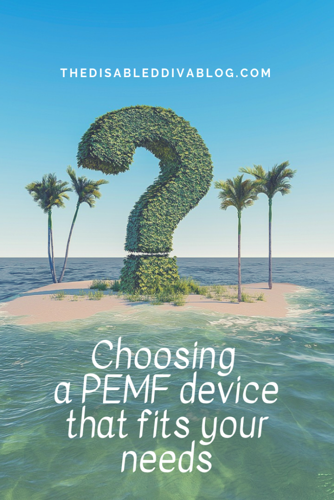 choosing a pemf device that fits your needs