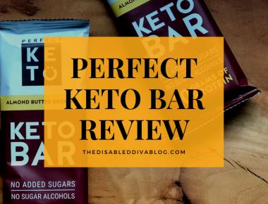 perfect keto bar review