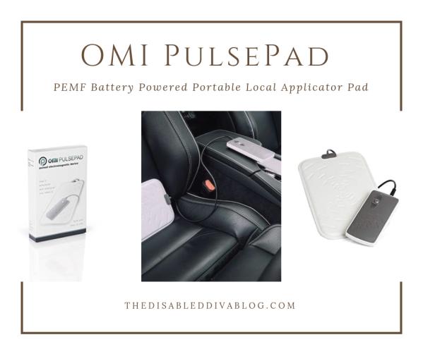pemf OMI PulsePad fb