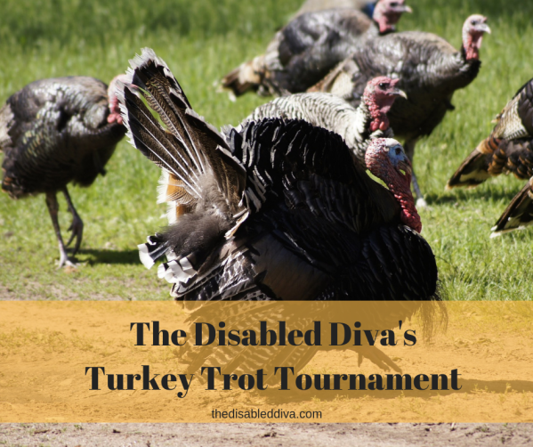 The Disabled Diva'sTurkey Trot Tournament fb2