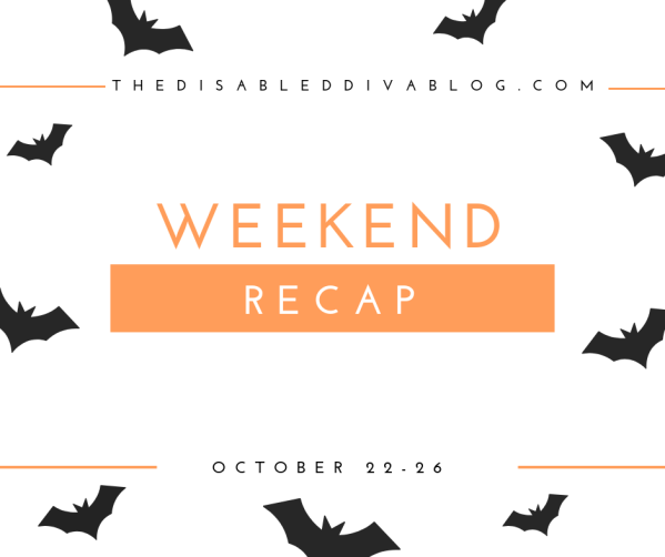 weekend recap oct 26
