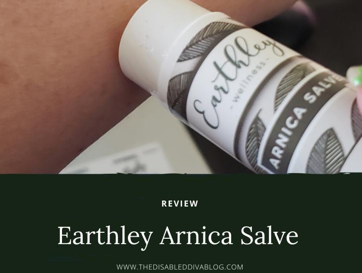 Arnica salve review
