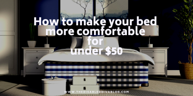 How to make your bed more comfortable for under $50
