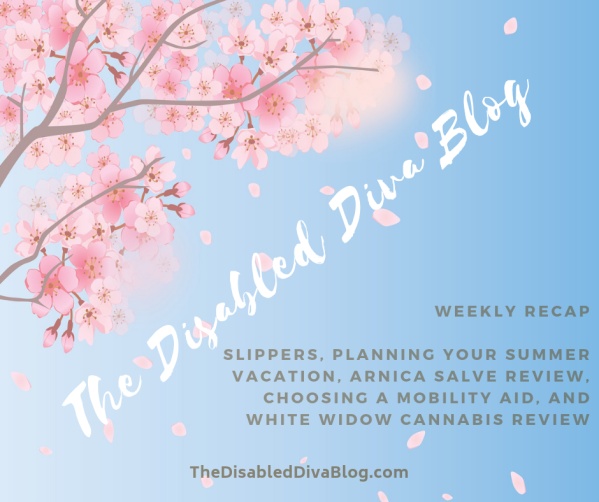 the disabled diva blog recap april 1