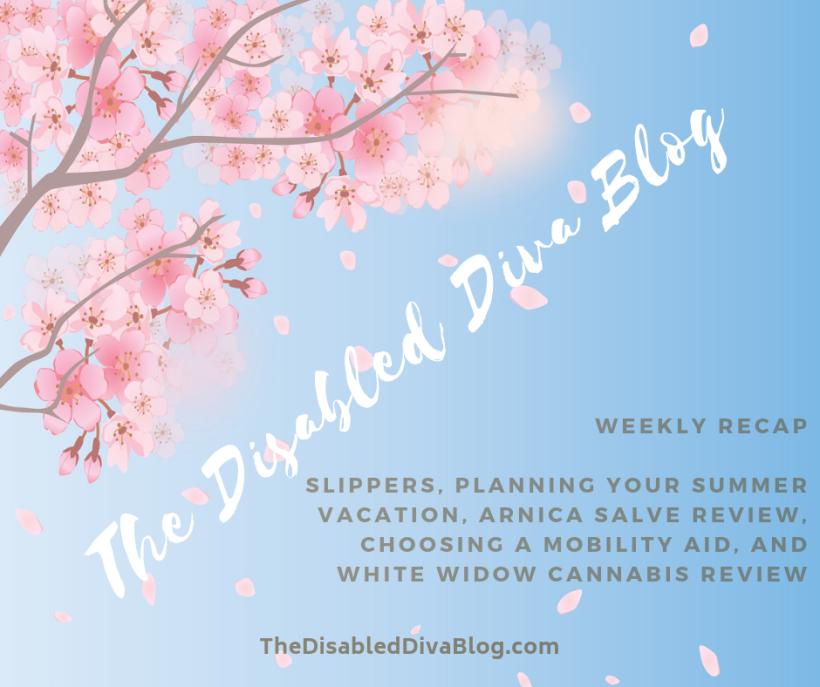 the disabled diva blog recap april 1