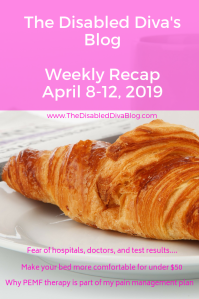 weekly recap april 8