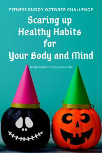 October fitness challenge: Scaring up healthy habits for your body and mind