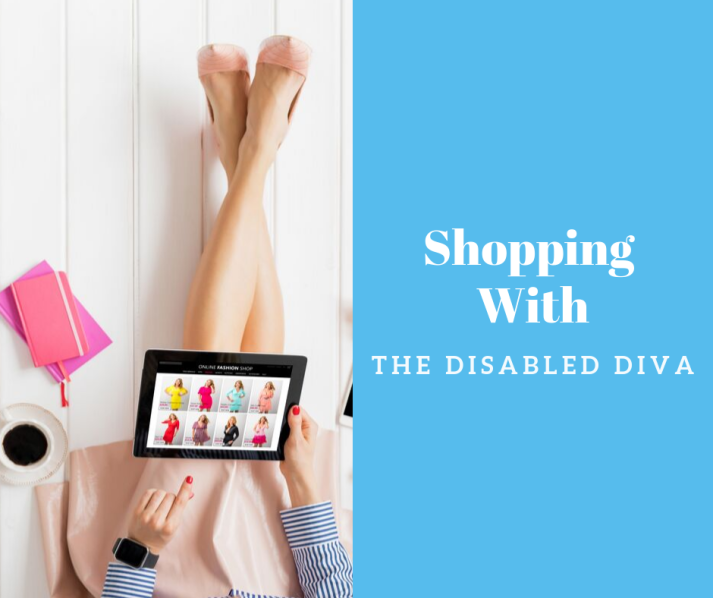 shop with the disabled diva