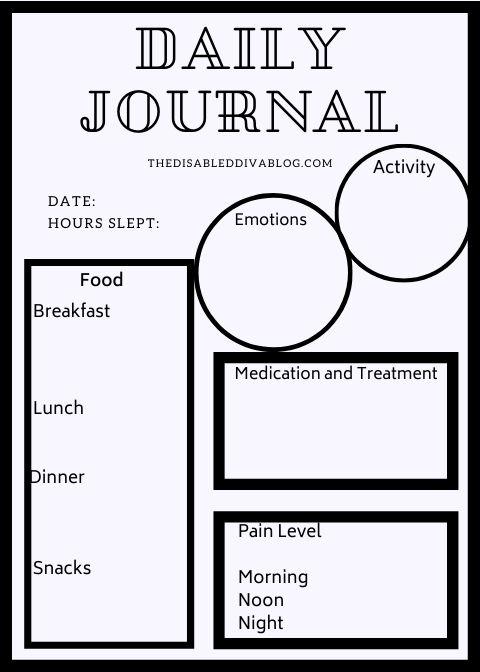journal printout