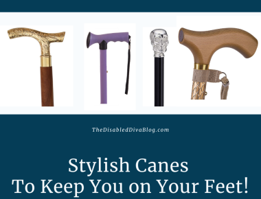 Seven stylish canes to keep you on your feet