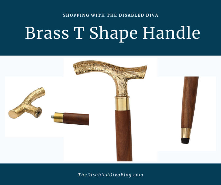 Brass T Shape Handle