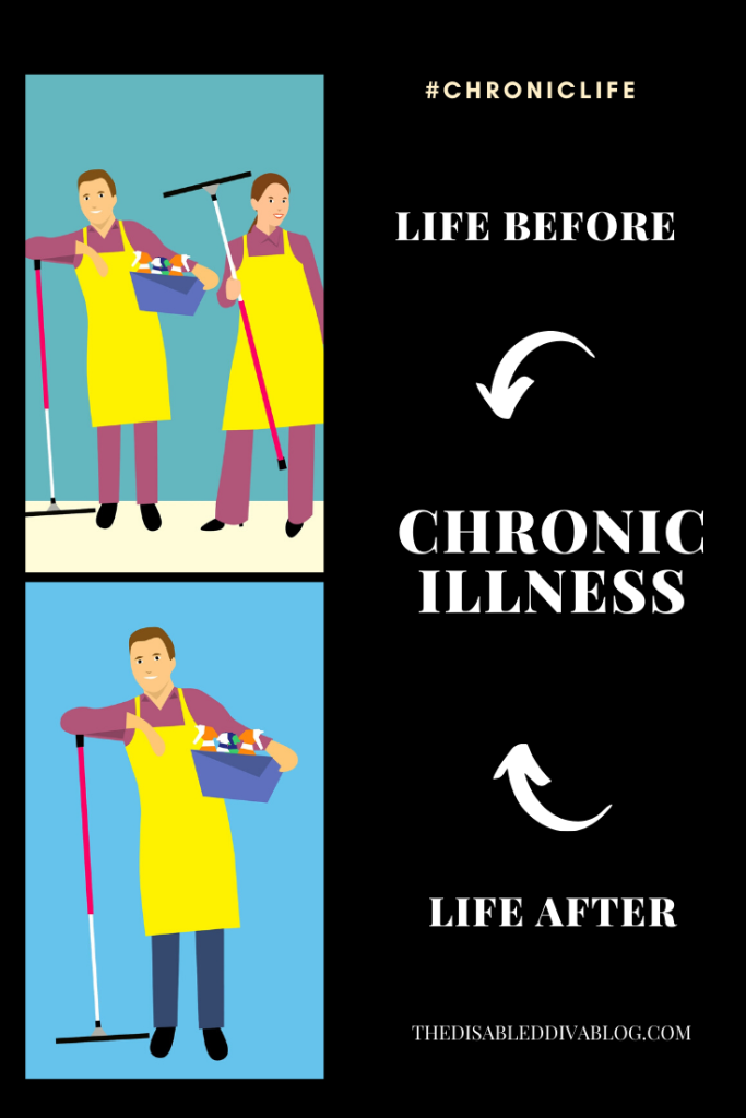 LIFE BEFORE AND AFTER CHRONIC ILLNESS